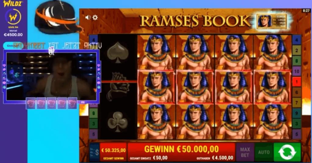 MontanaBlack 50.000 Ramses Book